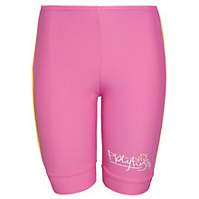 Buy Platypus Girls' Bike Shorts, Pink Online at johnlewis.com