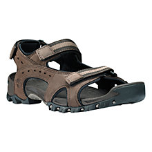 Buy Timberland Wakeby Leather Sandals Online at johnlewis.com