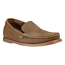 Buy Timberland Earthkeepers Heritage Loafers, Brown Online at johnlewis.com