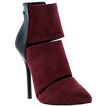 Buy Steve Madden Tripple Ankle Boots Online at johnlewis.com
