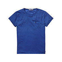 Buy Scotch & Soda Classic Crew Neck T-Shirt Online at johnlewis.com