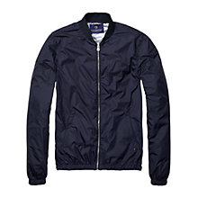 Buy Scotch & Soda Lightweight Bomber Jacket, Night Online at johnlewis.com