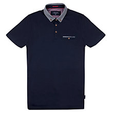 Buy Ted Baker Hexhed Pattern Collar Short Sleeve Polo Shirt Online at johnlewis.com
