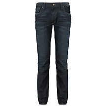 Buy Selected Homme Slim Jeans, Dark Blue Online at johnlewis.com