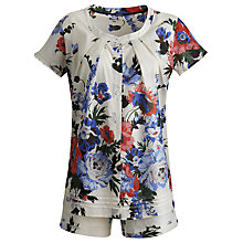 Buy Joules Jemima Pyjama Set, Multi Online at johnlewis.com