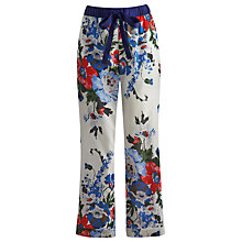 Buy Joules Caroll Pyjama Pants, Multi Online at johnlewis.com