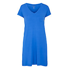 Buy DKNY City Essentials Sleepshirt, Electric Blue Online at johnlewis.com
