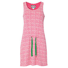 Buy Rampant Sporting Floral Vest Nightie, Pink Online at johnlewis.com