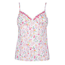 Buy John Lewis Ditsy Floral Camisole, Multi Online at johnlewis.com