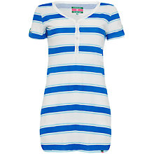 Buy Rampant Sporting Nightie T-Shirt, Blue Online at johnlewis.com