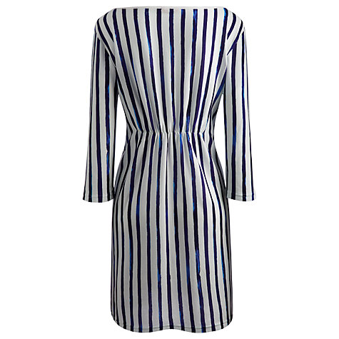 Buy Joules Josephine Nightshirt, Blue / White Online at johnlewis.com