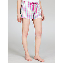 Buy John Lewis Summer Brights Check Shorts, Multi Online at johnlewis.com
