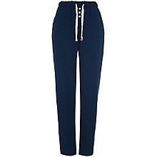Buy Rampant Sporting Jersey Pyjama Pants, Dark Blue Online at johnlewis.com