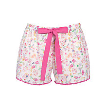Buy John Lewis Ditsy Floral Pyjama Shorts, Multi Online at johnlewis.com