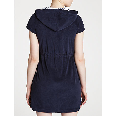 Buy John Lewis Zip Toweling Cover Up Dress Online at johnlewis.com