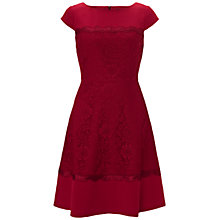 Buy Adrianna Papell Scalloped Lace Dress Online at johnlewis.com