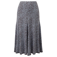 Buy Viyella Water Pip Spotted Jersey Skirt, Water Online at johnlewis.com