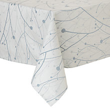 Buy John Lewis Frost Tablecloth Online at johnlewis.com