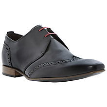 Buy Bertie Ashdown Gibson Shoes, Black Online at johnlewis.com