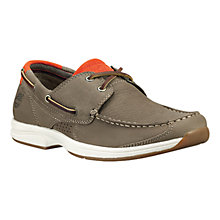 Buy Timberland Earthkeepers Cove 2-Eye Boat Shoes, Brown Online at johnlewis.com