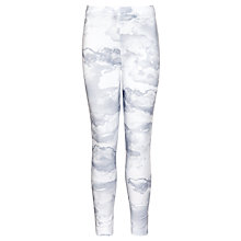 Buy Kin by John Lewis Girls' Cloud Print Leggings Online at johnlewis.com