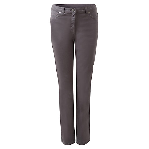 Buy East Stretch Jeans, Graphite Online at johnlewis.com