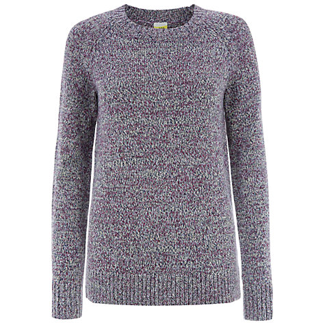 Buy NW3 by Hobbs Olly Jumper, Cranberry Online at johnlewis.com