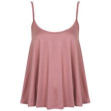 Buy Miss Selfridge Slinky Cami Top Online at johnlewis.com