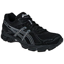 Buy Asics GT-1000 V2 Women's Running Shoes, Black Online at johnlewis.com