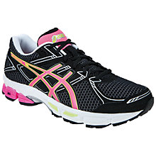 Buy Asics Women's GEL-Innovate 5 Running Shoes, Black/Pink Online at johnlewis.com