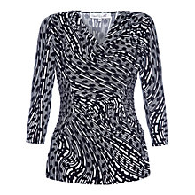 Buy Damsel in a dress Illusion Top, Print Online at johnlewis.com