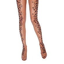 Buy Jonathan Aston Animal Print Tights Online at johnlewis.com
