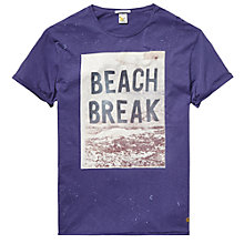 Buy Scotch & Soda Beach Break T-shirt Online at johnlewis.com