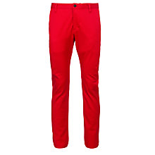 Buy Dockers Alpha Skinny Fit Cotton Trousers Online at johnlewis.com