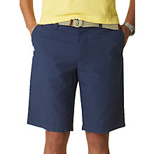 Buy Dockers Alpha Spot Print Shorts, Indigo Online at johnlewis.com