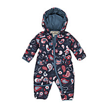 Buy Hatley Paisley Birds Bundler, Blue/Multi Online at johnlewis.com