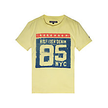 Buy Tommy Hilfiger Boys' 85 T-Shirt Online at johnlewis.com