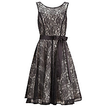 Buy Kaliko Prom Full Skirt Dress, Black Online at johnlewis.com