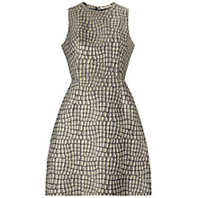 Buy Whistles Lurex Jacquard Dress, Multi Online at johnlewis.com