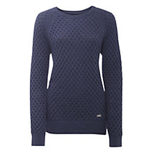 Buy Barbour Daisy Crew Neck Jumper Online at johnlewis.com