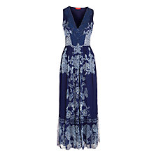 Buy Derhy Maxi Dress, Marine Online at johnlewis.com