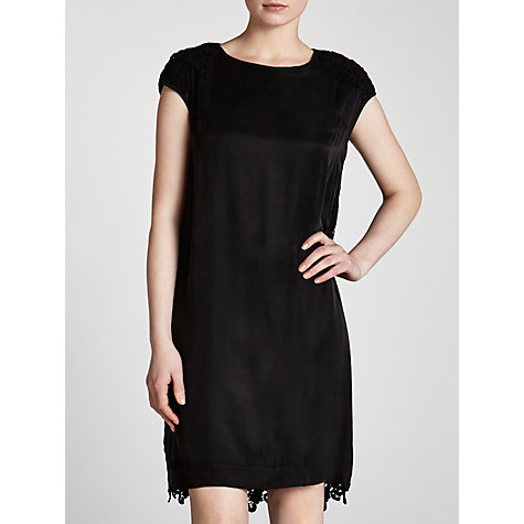 Buy Boss Orange Acool Lace Back Dress Online at johnlewis.com