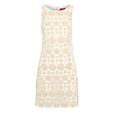Buy Derhy Circles Dress, Beige Online at johnlewis.com