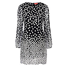 Buy Derhy Polka Dot Dress, Noir Online at johnlewis.com