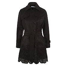 Buy Derhy Bouquet Cut Work Mac, Noir Online at johnlewis.com