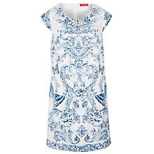 Buy Derhy Butterfly Dress, Ecru Online at johnlewis.com