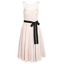 Buy Derhy Lace Dress, Nude Online at johnlewis.com