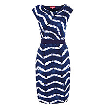 Buy Derhy Toussaint Jersey Dress, Marine Online at johnlewis.com