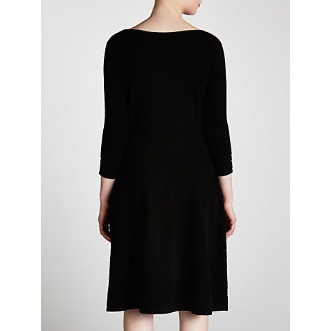 Buy BOSS Woman Skater Knit Dress Online at johnlewis.com