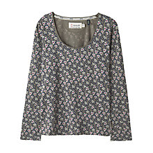 Buy Seasalt Tiana Top, Pretty Climber Lowtide Online at johnlewis.com